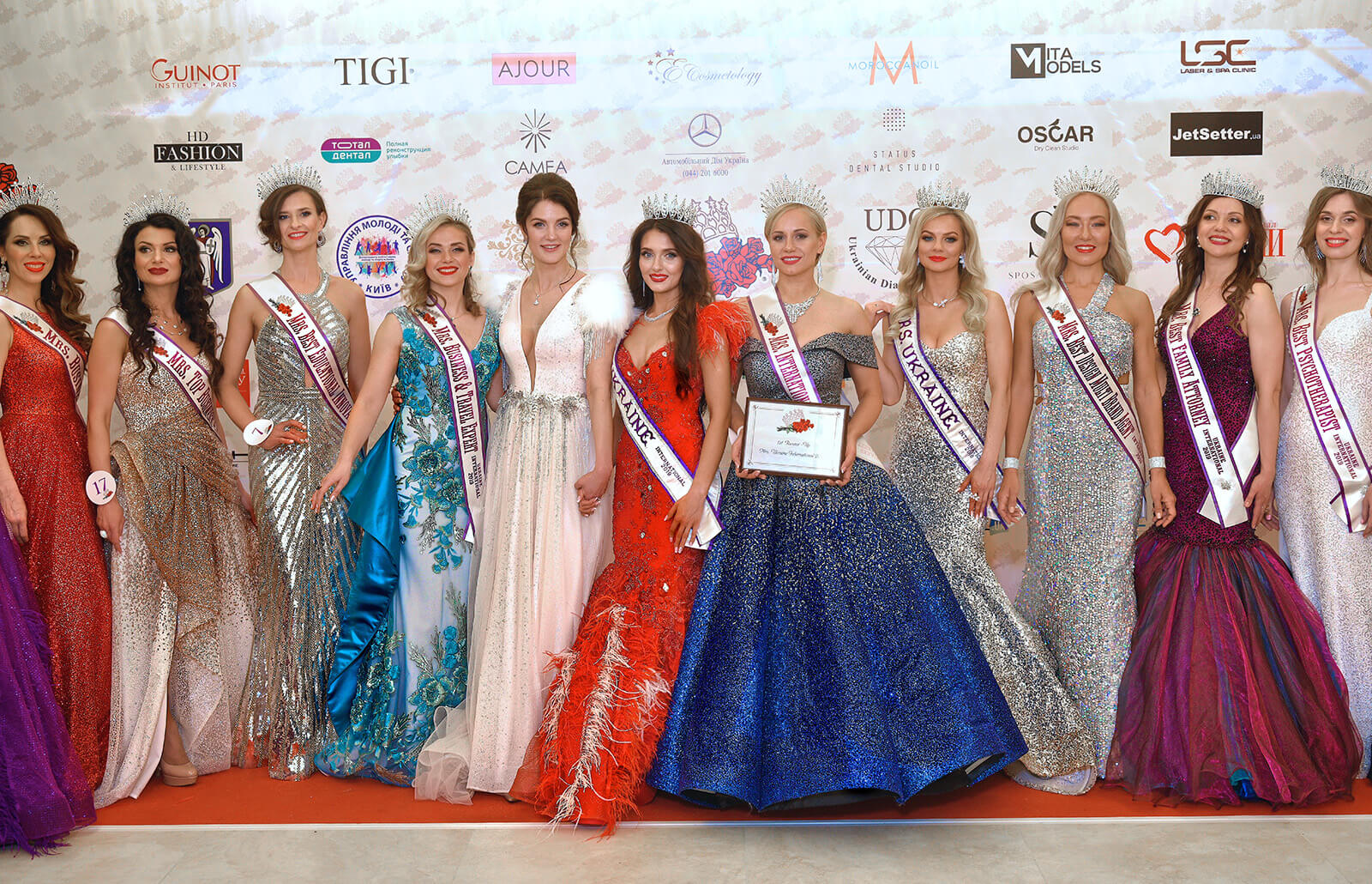 Mrs. Ukraine International | Mrs. Ukraine International 2019