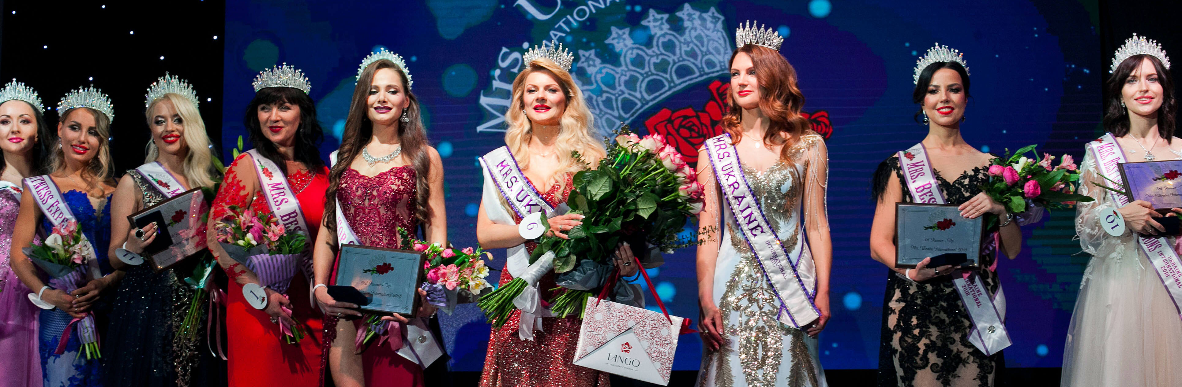 Mrs. Ukraine International | КОНКУРС MRS. UKRAINE INERNATIONAL 2018