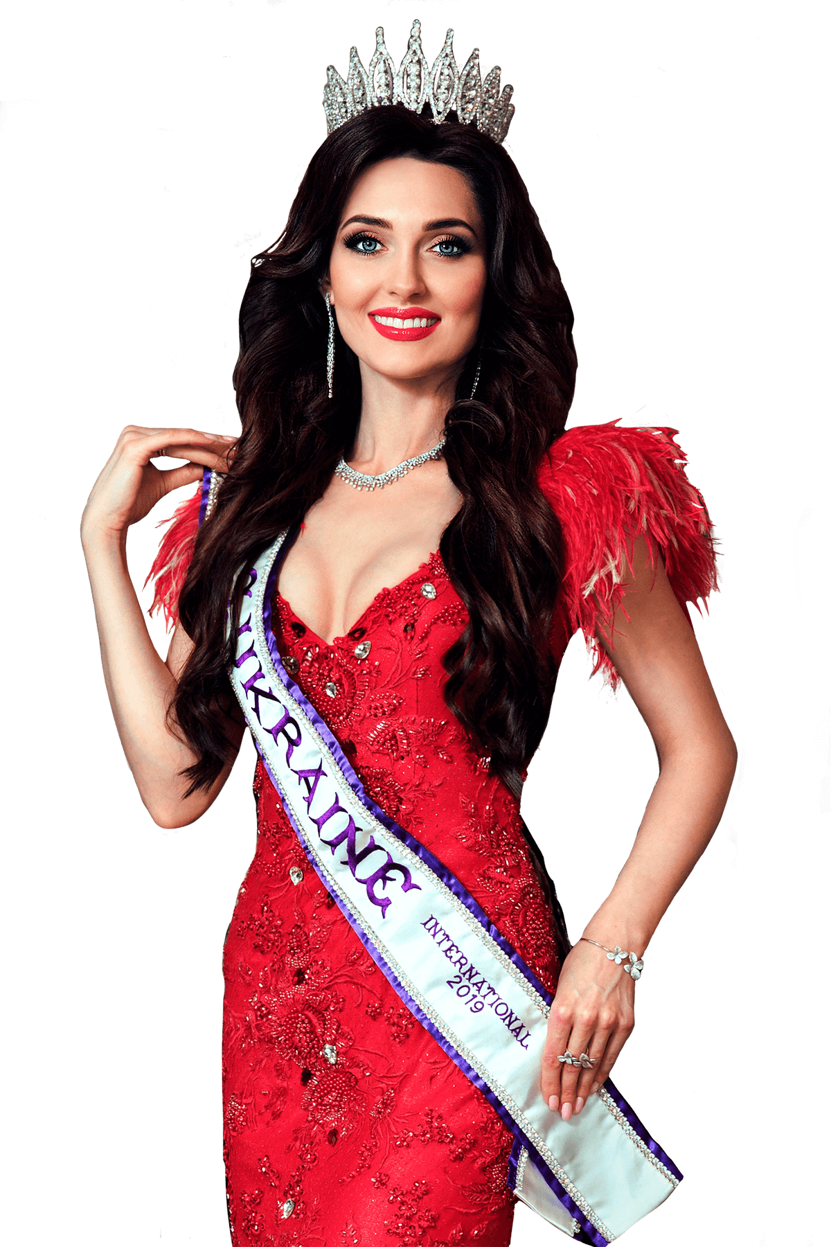 Mrs. Ukraine InternationalAlina Poplavska