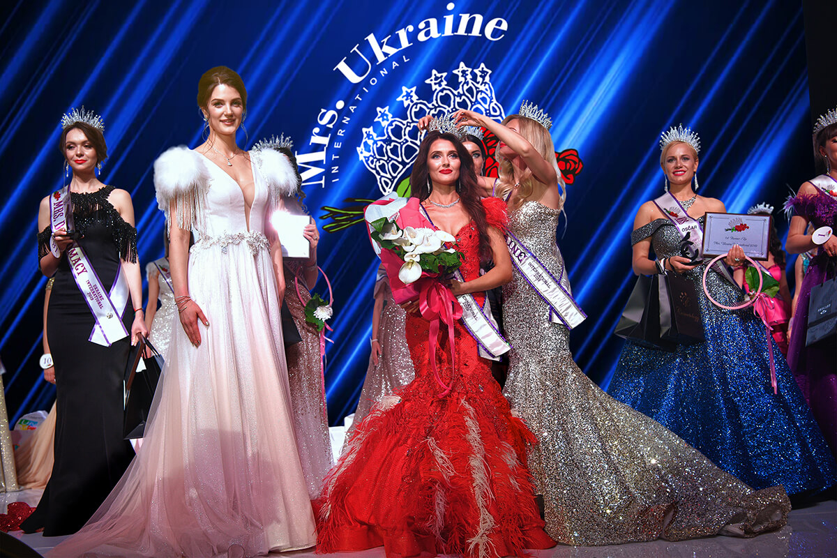 Mrs. Ukraine International | КОНКУРС MRS. UKRAINE INERNATIONAL 2019